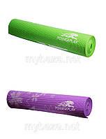 Каримат для йоги 0.6 cм