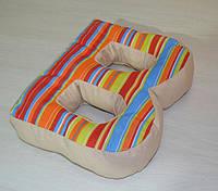 Подушка-буква, фото 1