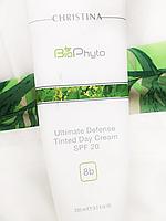 Дневной крем «Абсолютная защита» SPF 20 с тоном, Ultimate Defense Tinted Day Cream SPF 20, Bio Phyto, 250 мл