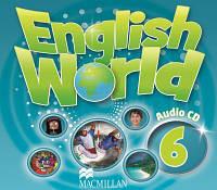 Аудио диск English World 6 Audio CD