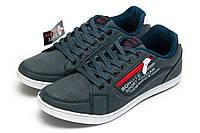 Спортивные туфли Barcelona, мужские, тестиль, серые, р. 41 42 43 44 46
