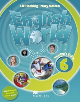 Книга учителя English World 6 Teacher's Book with Webcode Pack