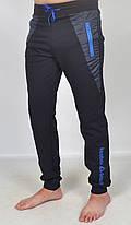 Штаны спортивные Reebok под манжет 46 салатовый шнурок, фото 2