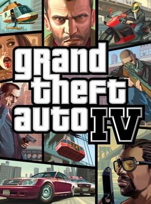 GTA 4 - Grand Theft Auto 4 (PC) Лицензия