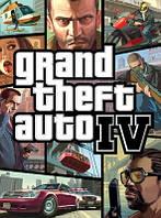 GTA 4 - Grand Theft Auto 4 (PC) Лицензия, фото 1
