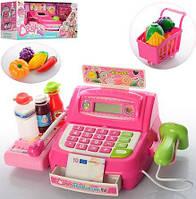 Кассовый аппарат с продуктами и тележкой 35563B