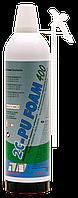 Den Braven PU FOAM 2C B2 400мл Пена двухкомпонентная быстросхватывающаяся.
