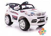 Электромобиль детский Bmw M 0570 на р/у Белого цвета
