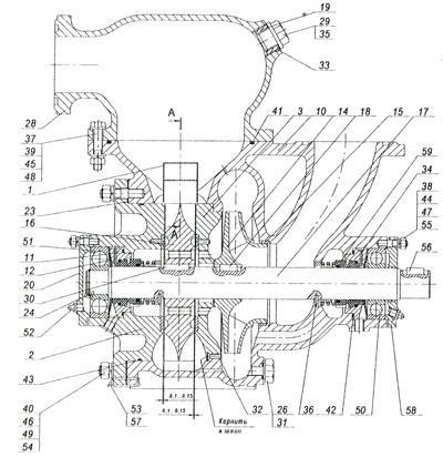 Насос бензиновый СЦЛ-20-24