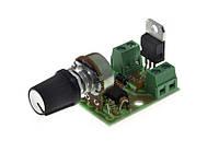 Радиоконструктор M216.1 (регулятор мощности симисторный до 1КВт)
