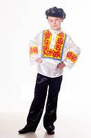 Хохлома национальный русский костюм для мальчика