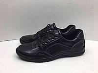 Мужские кроссовки ECCO черные