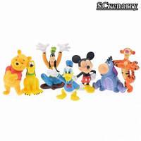 Микки Маус фигурки игрушки Дисней 7шт