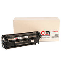 Картридж HP 12A (Q2612A), Black, LJ 1010/1020/1022/3015/3020/3030/3050/3055, 2k, Extra Label (EL-Q2612A/703R)