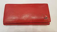 Женский кошелек из натуральной кожи Braun buffel(Красный)