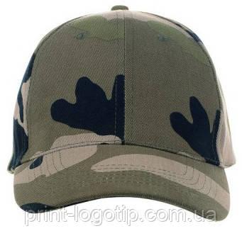 Камуфляжные кепки