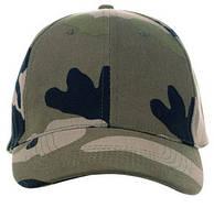 Камуфляжные кепки, фото 1