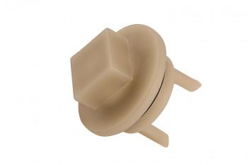 Муфта предохранительная для мясорубки Bosch 418076 (без отверстия)