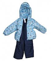 Демисезонная куртка и полукомбинезон на мальчика