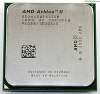 Процессор AMD Athlon II X4 640 3.0GHz, 95W, + термопаста GD900