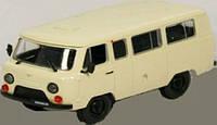 Автомобиль УАЗ-452В №15  с и без журнала