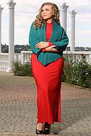 Жакет Мармелад большого размера 48-94 батал