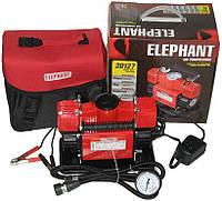 Компрессор автомобильный ELEPHANT KA-20127 150 psi 35 л/мин клеммы