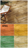 Защита, декорирование дерева WoodGuard Color Professionnel
