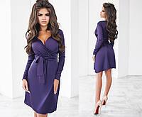 Женское модное шелковое платье