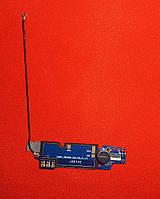 Нижняя плата Pixus hit / X2605_HZ(K868)_SUB_PCB_19_V1.2 с коаксиальным кабелем