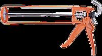 Den Braven HKS-12 Пистолет для картриджей оранжевый