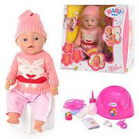 Кукла-пупс Baby Born, Оригинал, девять функций. BB 8001 K.