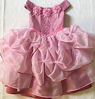 Платье для девочки бальное 6-7 лет