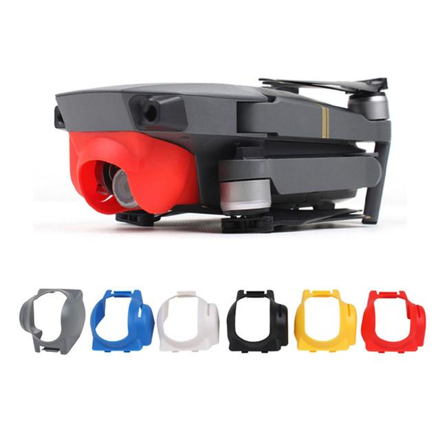 Защита объектива силиконовая для квадрокоптера mavic pro шнур micro usb dji переходник