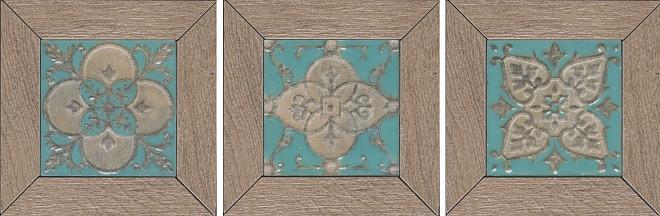 Декор Kerama Marazzi 13Х13Х11 Меранти Беж Мозаичный (Id58)