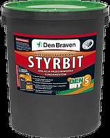 Den Braven DEN BIT-S STYRBIT 20 кг Битумная мастика-клей для полистирола