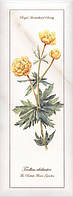 Декор Kerama Marazzi 15Х40Х8 Ноттингем Цветы Грань (Nt\A86\15005)