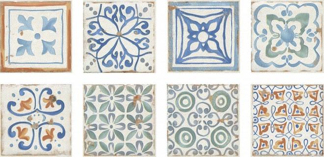 Декор Kerama Marazzi 4,9Х4,9Х6,9 Виченца Майолика (Hgd\A181\5246)