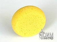 Спонж Diamond FX жёлтый овальный.