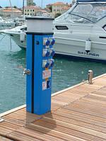 Сервисные колонки для яхт и катеров Rolec