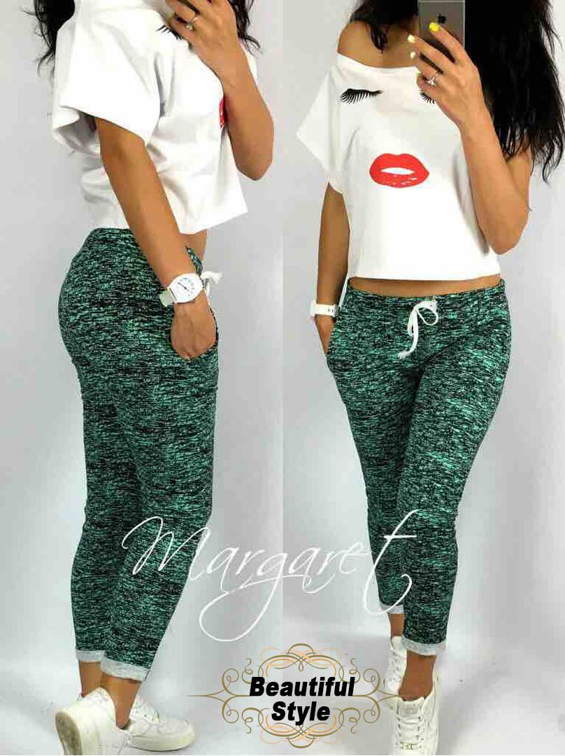 Женские молодёжные брюки