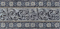 Плинтус керамический KERAMA MARAZZI 40,2х19,6х8 Бромли серый тёмный (STG\C258\SG1504)