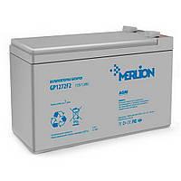 Аккумуляторная батарея Merlion GP1272F2 12V 7.2 Ah