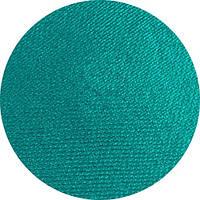 Аквагрим Superstar перламутровый Зелёный Павлин 16g