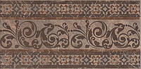 Плинтус керамический KERAMA MARAZZI 40,2х19,6х8 Бромли коричневый (STG\A258\SG1502)