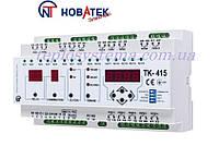 Последовательно-комбинационный таймер ТК - 415 Новатек-Электро