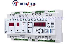 Последовательно-комбинационный таймер ТК - 415 Новатек-Электро, фото 2