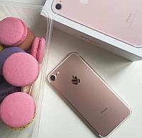 "Iphone 7 4.7"" 128GB Rose Gold + ПОДАРОК | Айфон 7 Розовый | 8 ядер 13 МП 32/128 GB | Все цвета | ТОП КОПИЯ"