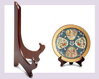 Подставки для декоративных тарелок,картин