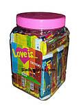 Жевательная конфета Love is 40 шт (Tayas), фото 2